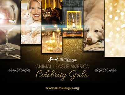 North Shore Animal League America, the world's largest no-kill animal rescue and adoption organization, will hold its annual Animal League America Celebrity Gala on Friday, November 22nd at 7 p.m. at the Waldorf Astoria New York. Highlighting the life-saving efforts of Animal League America, this annual event led by Honorary Gala Chairs Beth & Howard Stern and hosted by Hot 97's Peter Rosenberg, honors Animal Advocate Rachael Ray and features a special performance by Dixie Chick Lead Singer Natalie Maines. For more information and to purchase tickets please visit animalleague.org/gala2013. (PRNewsFoto/North Shore Animal League America) (PRNewsFoto/NORTH SHORE ANIMAL LEAGUE ...)