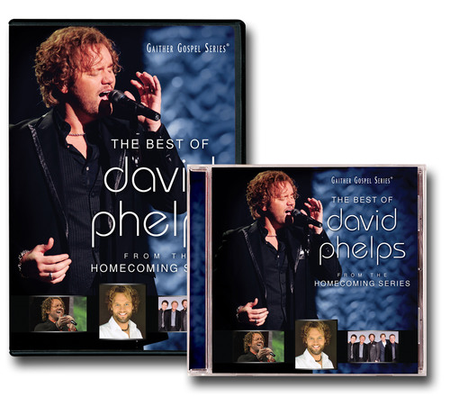 The Best of David Phelps Releases March 22 on DVD & CD
