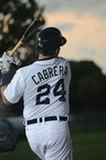 "The Chrysler brand debuts ""Miggy at the Bat"" on-air campaign weekend of September 20, 2014 (PRNewsFoto/Chrysler Group LLC)"