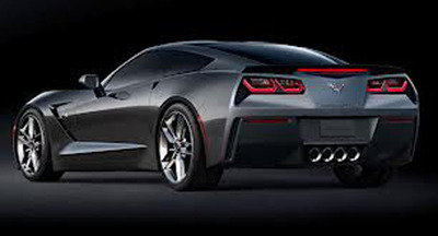 Building on over six decades of design and performance, Chevrolet is planning on continuing to impress sports car buyers with the new seventh generation of the Corvette, the 2014 Stingray.  (PRNewsFoto/Bill Jacobs Plainfield)