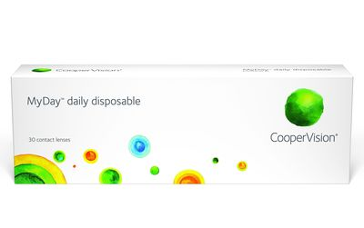 CooperVision Introduces MyDay™ Daily Disposable Lenses; CooperVision's Smart Silicone™ Chemistry Delivers Optimal Experience for Daily Silicone Hydrogel Wear
