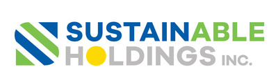 Sustainable Holdings Inc. Logo