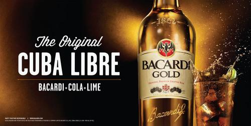 Le cocktail Cuba Libre - réalisé au départ avec le rhum BACARDI - fête son 112ème anniversaire