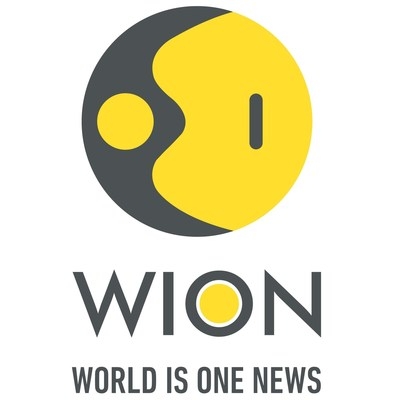 WION logo (PRNewsFoto/Zee Media Corporation Ltd)