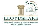 Lloydshare Deferred Annuity.  (PRNewsFoto/Lloydshare Deferred Annuity)