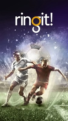 ringit! soccer now available for real money gambling on Lottomatica's mobile betting platform!