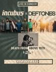 Incubus and Deftones Announces Summer Co-Headlining Tour