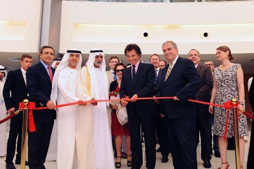 L'UPSAD organise une exposition sur l'âge d'or des sciences arabes pour la première fois aux EAU