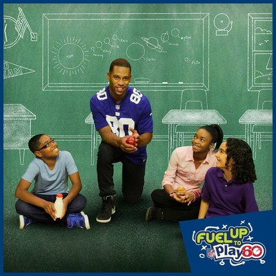 Fuel Up to Play 60, the Nation's Largest In-School Wellness Program, Launches National Effort to Help Increase School Breakfast Participation for All Students