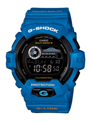 G-SHOCK INTRODUCES SURF G-LIDE FOR SUMMER