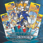 Epic-Scents Sonic and Tails.  (PRNewsFoto/Epic-Scents)