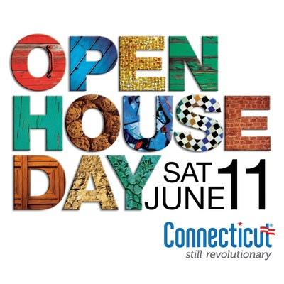 Celebrate the 12th annual Connecticut Open House Day on Saturday, June 11, 2016.