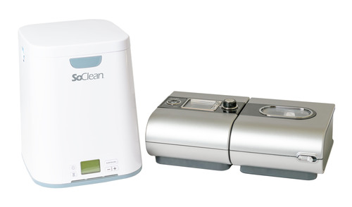 SoClean 2: The CPAP Cleaning and Sanitizing Machine.  (PRNewsFoto/Better Rest Solutions)