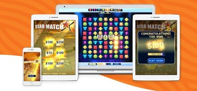 Play Star Match anytime, anywhere on any platform and device