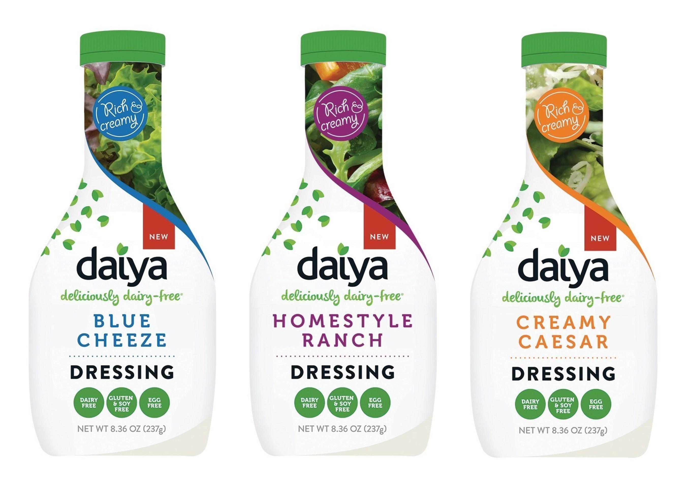 Daiya Dairy-Free Dressings