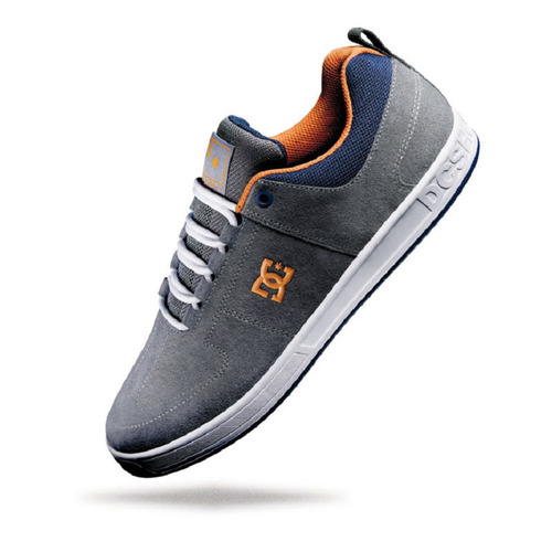 DC Shoes celebrates 20 years with an anniversary edition of the Lynx skate shoe. (PRNewsFoto/DC Shoes) ...