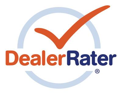 DealerRater Logo.  (PRNewsFoto/J.D. Power)