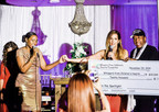 Lisa Haisha donates $20,000 to Kids in the Spotlight