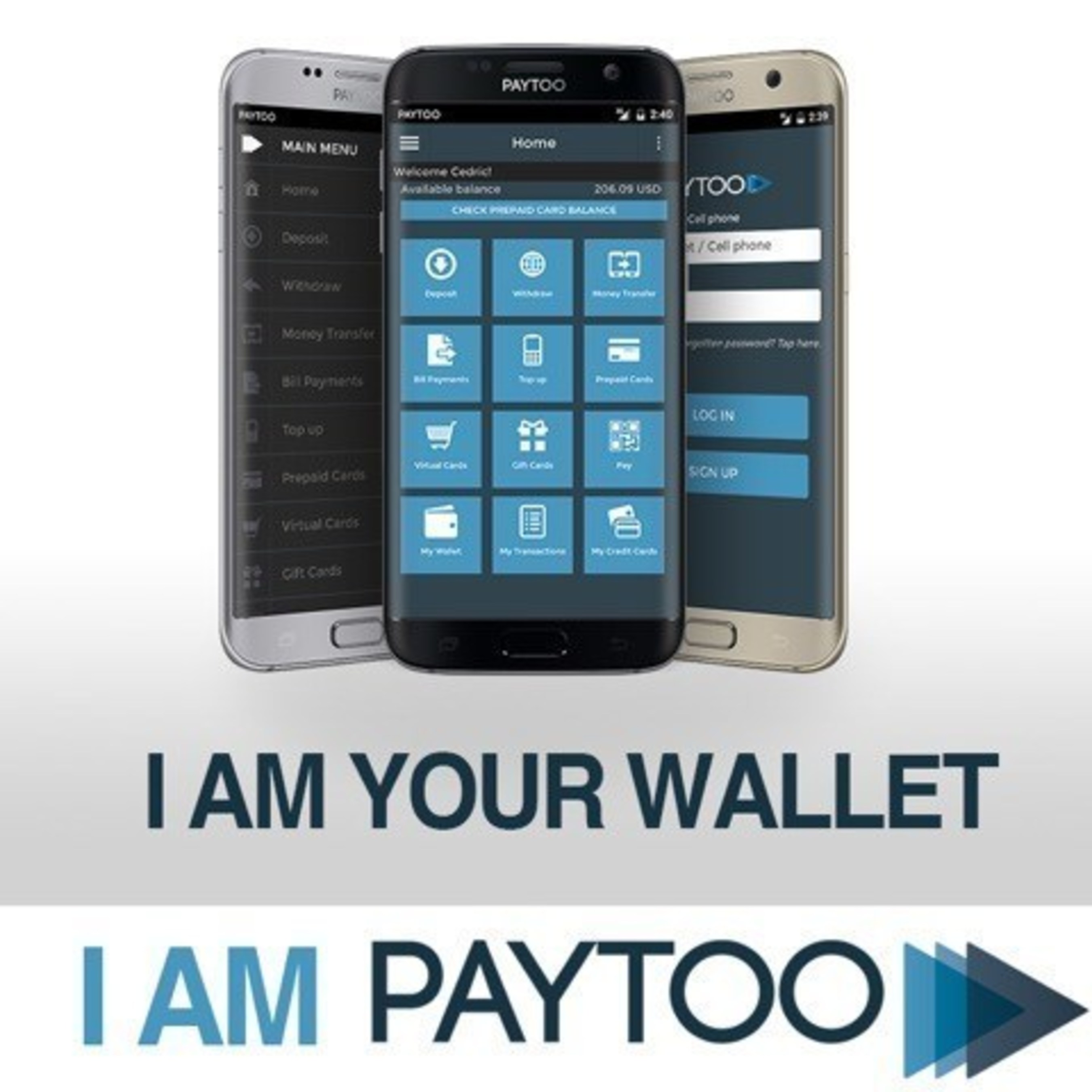 Finally Mobile Wallet Brings Fast, Easy, and Secure Financial Services to Consumers Nationwide.