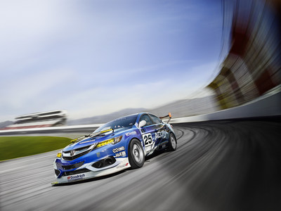Acura Speeding Toward the Big Apple with NSX Supercar and ILX Endurance Racer
