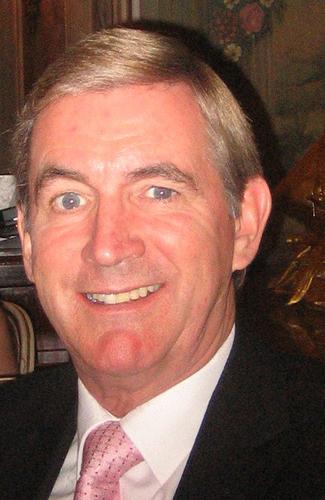 Steve Menzies, Chief Financial Officer for Marken  (PRNewsFoto/Marken)