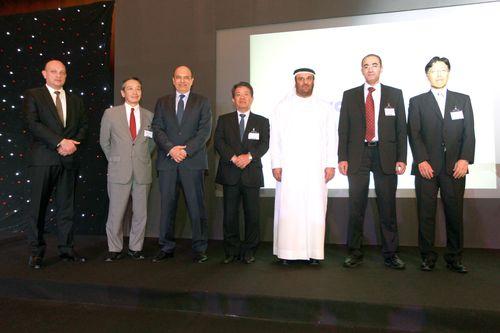 Komatsu Awards Galadari for Superior Market Share