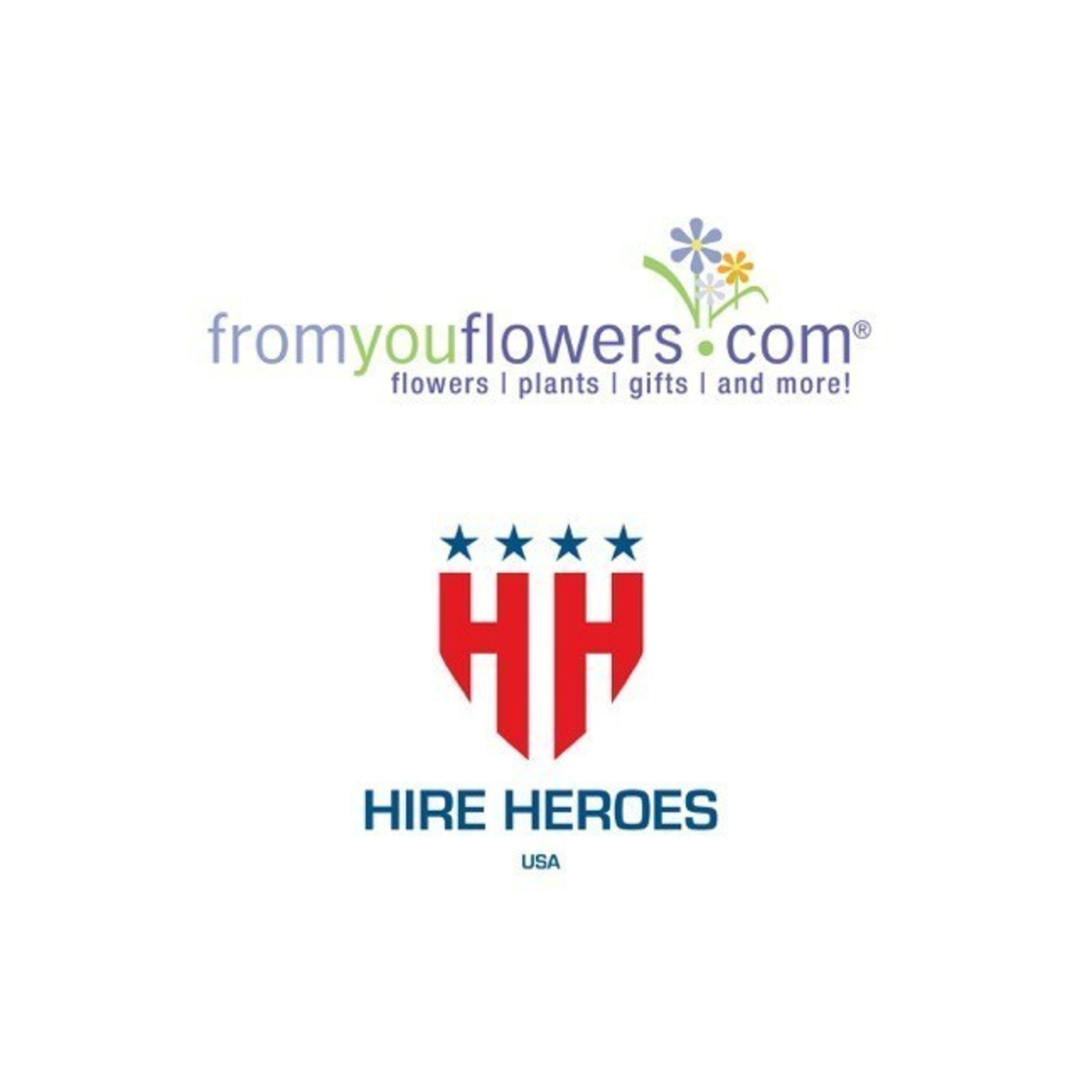 From You Flowers Donates $11,850 to Nonprofit Hire Heroes USA