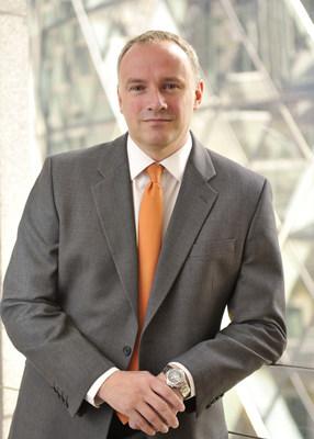 David Robinson, Regional President, UK and Ireland at Chubb (PRNewsFoto/Chubb)