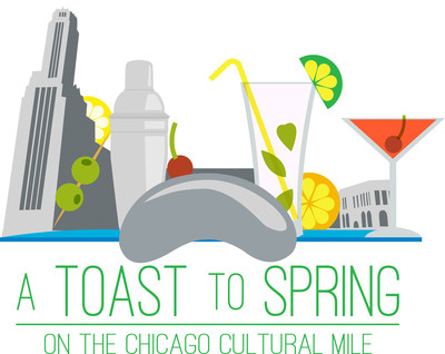 A Toast to Spring on the Chicago Cultural Mile