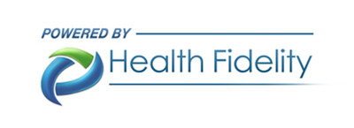 Powered by Health Fidelity.  (PRNewsFoto/Health Fidelity, Inc.)