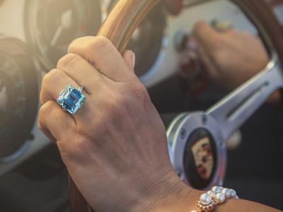 Topazery Vintage Ring