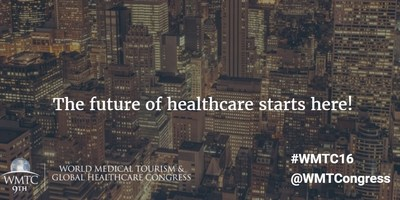 With up to 3000 attendees, 200+ speakers, from 100+ countries, The World Medical Tourism & Global Healthcare Congress is the largest event of its kind in the world.