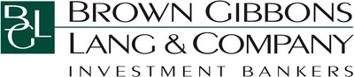 Brown Gibbons Lang & Company Corporate Logo
