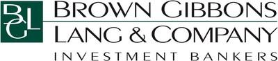 Brown Gibbons Lang & Company Corporate Logo