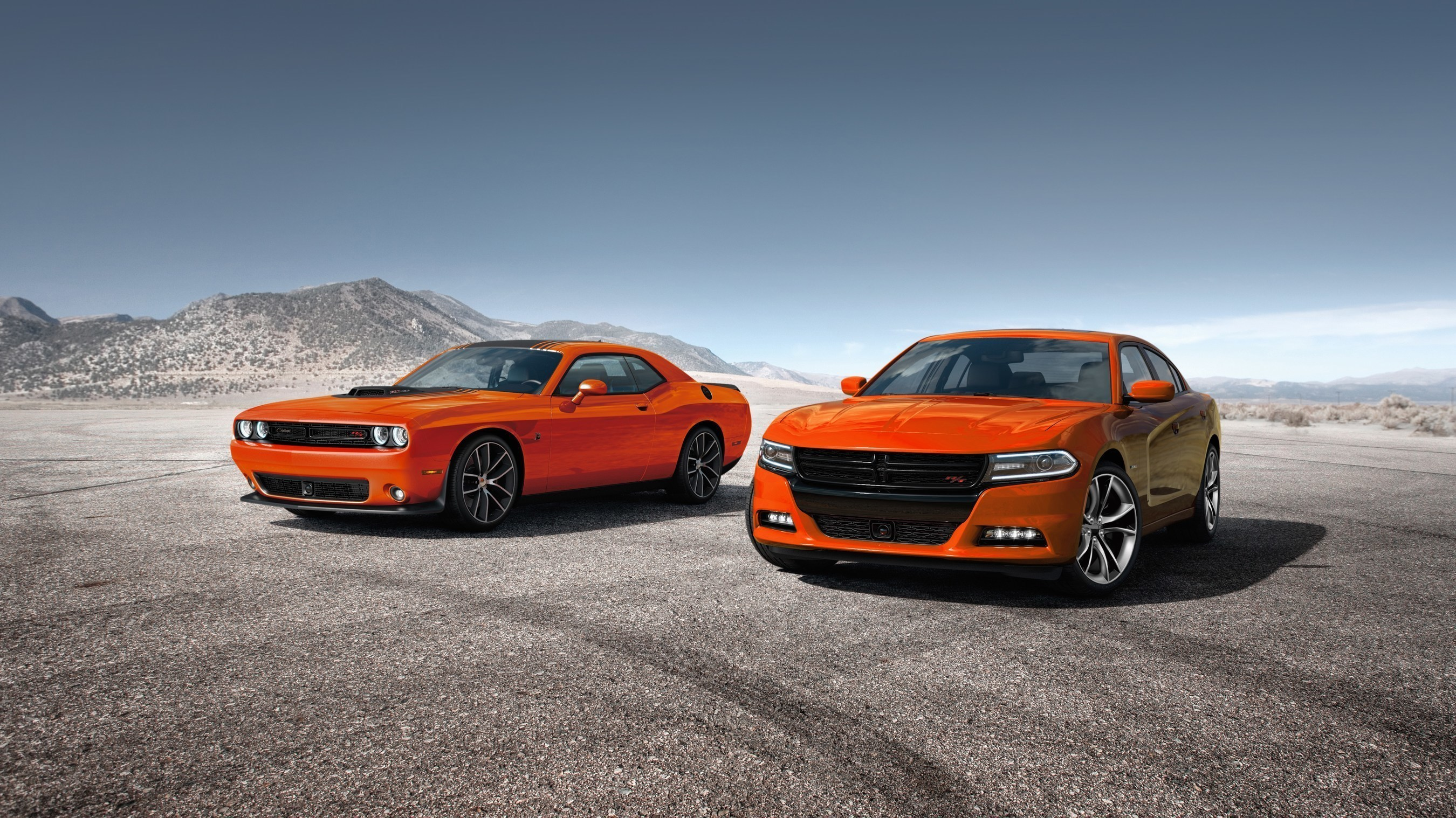 Strong Demand Leads Dodge To Expand Go Mango Exterior Paint Color Entire 2016 Charger And Challenger Lineups