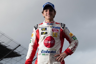 Motorsport.com has signed Renault Protyre champion Pietro Fittipaldi, grandson of two-time Formula 1 World Champion Emerson Fittipaldi, to a marketing partnership agreement. Photo Credit: Pietro Fittipaldi