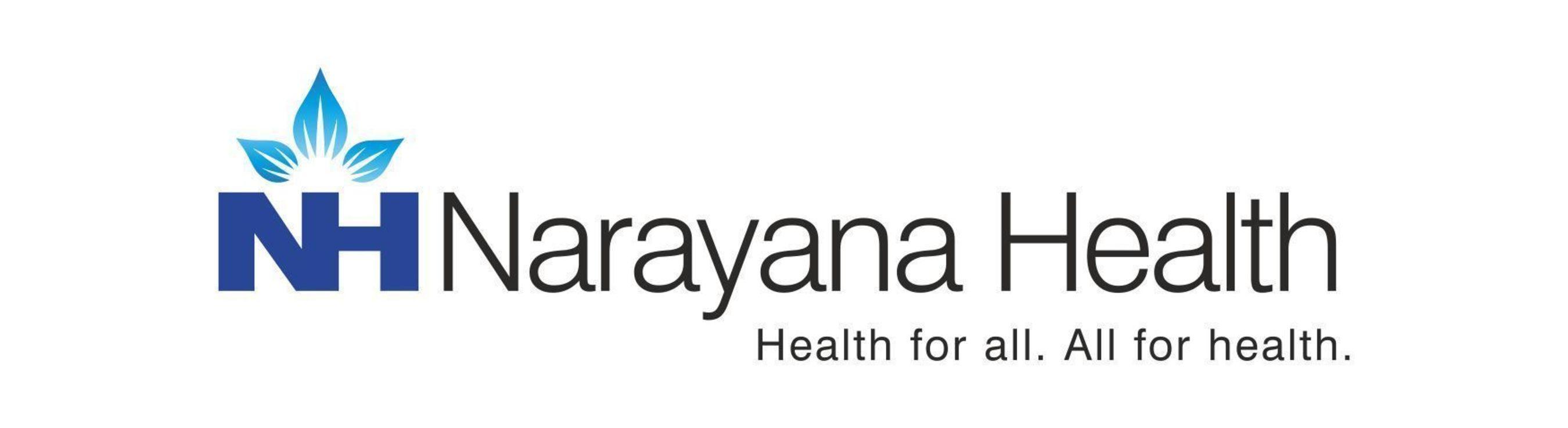 Narayana Health - Logo (PRNewsFoto/Narayana Health)