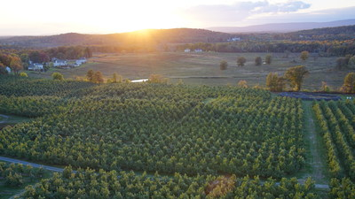 Angry Orchard's planned new home for hard cider research and development in Walden, New York