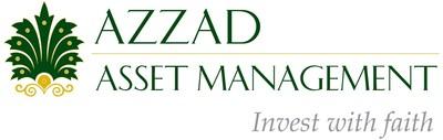 Azzad Asset Management Logo. (PRNewsFoto/Azzad Asset Management) (PRNewsFoto/Azzad Asset Management)
