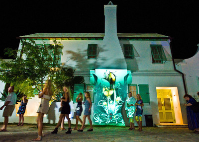 Digital Graffiti calls for artist entries for the sixth annual festival to be held on June 7,8, 2013 at Alys Beach, FL.  (PRNewsFoto/Alys Beach)