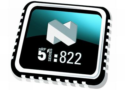 Lower Cost Variant of Nordic Semiconductor nRF51822 Targets Price Sensitive Consumer Products