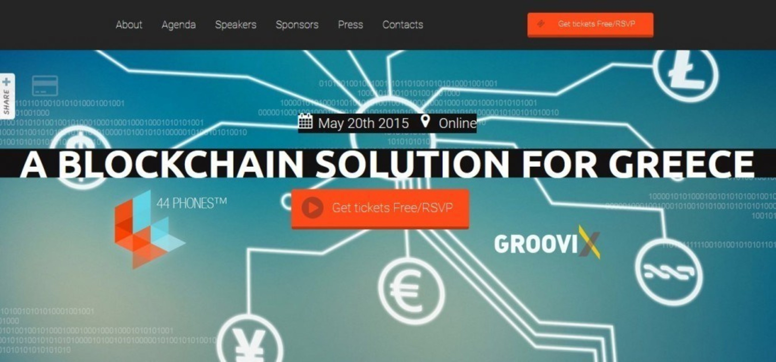 Coinstructors Proposes Disruptive 'Blockchain Solution For Greece' Amid Eurozone Crisis; is Bitcoin 2.0 The Answer