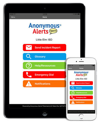 Anonymous Alerts(R) anti-bullying app helps combat bullying and other negative activity in schools by empowering students to speak up. Social and peer pressures are some of the hardest obstacles for students to overcome.