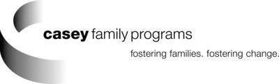 Casey Family Programs logo. (PRNewsFoto/Casey Family Programs)