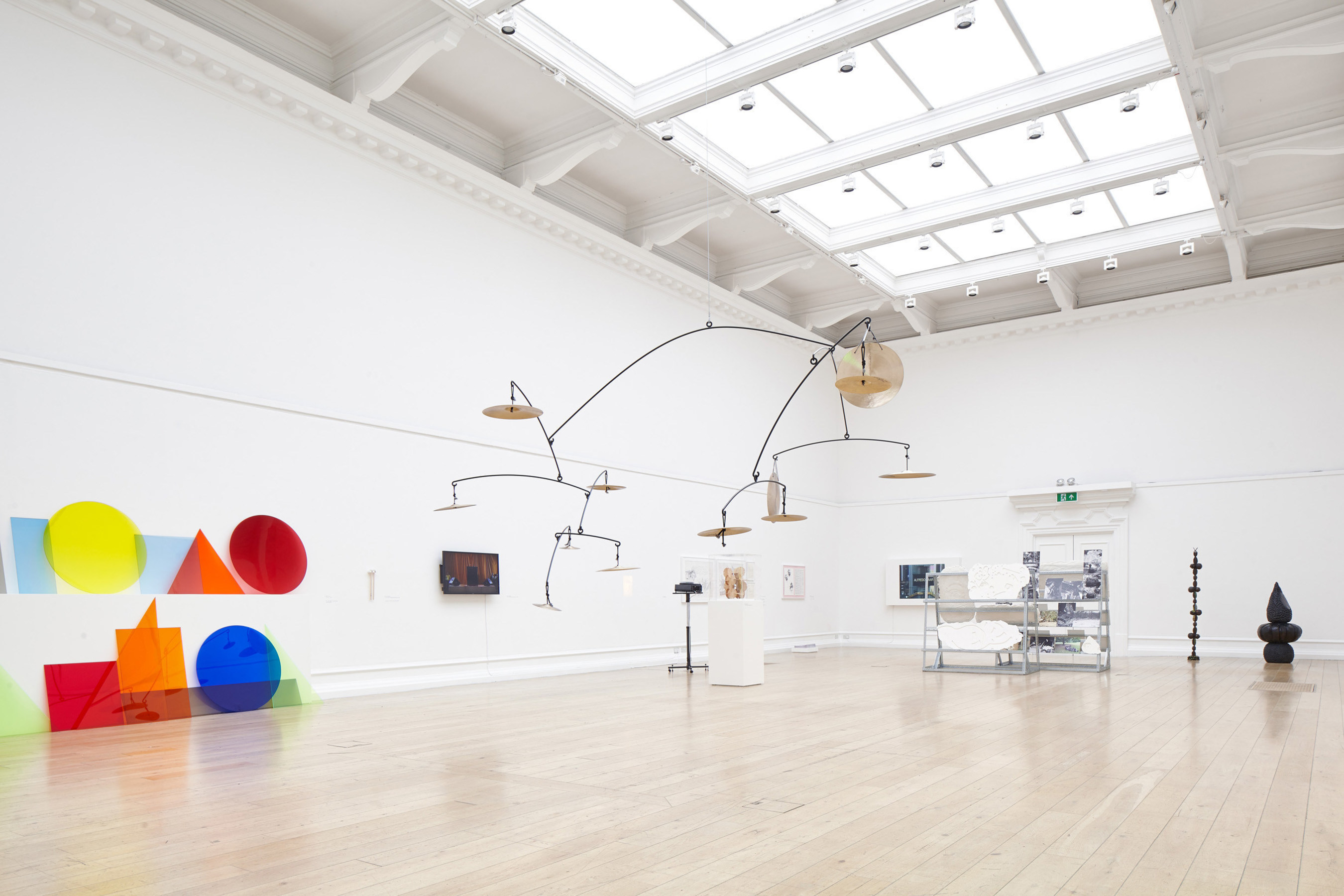 Installation view: Under the Same Sun: Art from Latin America Today, South London Gallery, June 10-September 4, 2016. Photo: Andy Stagg