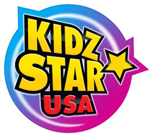 KIDZ STAR USA - Logo.  (PRNewsFoto/KIDZ BOP LLC)