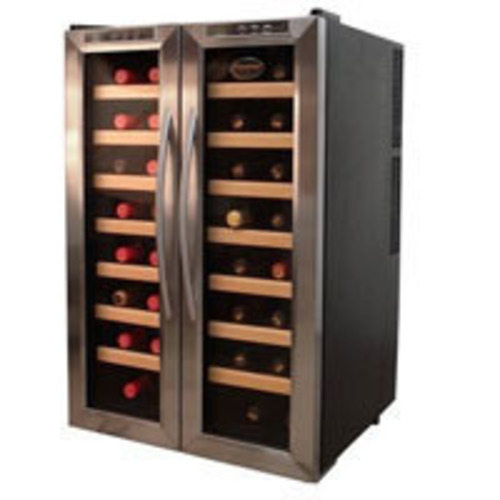 Vinotemop VT-48TEDS Wine Cooler.  (PRNewsFoto/10rate)