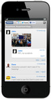 CrowdOptic Live, Focus-Based Discussion Pages.  (PRNewsFoto/CrowdOptic)
