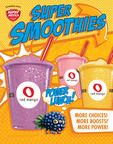 Red Mango introduces new SuperBiotic Smoothies.