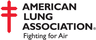 American Lung Association Logo.  (PRNewsFoto/American Lung Association)